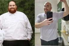 Ethan Turunkan Bobot 72 Kg dalam 13 Bulan, Apa yang Dilakukan?