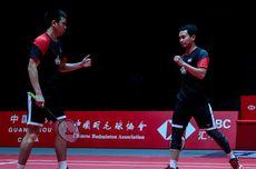 Kalahkan Wakil Jepang, Ahsan/Hendra Juara BWF World Tour Finals 2019