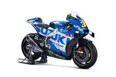 Suzuki Ecstar Luncurkan Tim MotoGP 2021, GSX-RR Pakai Gambar Monster