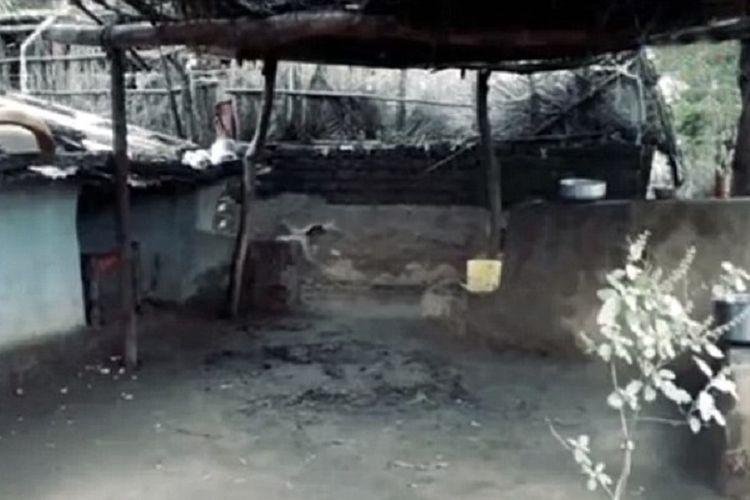 Inilah tempat Laxmi Bai (19) tewas dibakar hidup-hidup oleh ayahnya sendiri karena memiliki kekasih berbeda kasta.