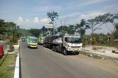 Truk Dilarang Beroperasi, Polisi Siapkan Kantung Parkir di Jalur Mudik