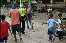 Warga Pamulang Tangkap Ular Sepanjang 7 Meter di Lahan Kosong Perumahan