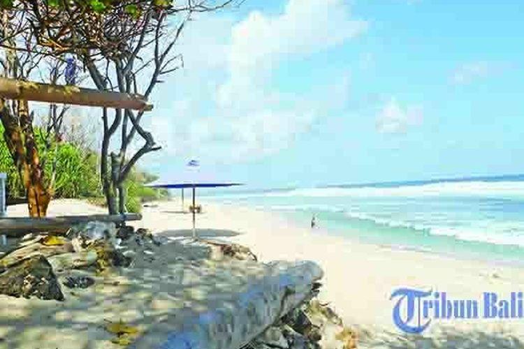 Pantai Nunggalan, Uluwatu, Bali