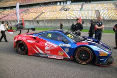 Usai GT World Challenge Asia, T2 Motorsports Tatap Asian Le Mans