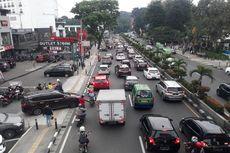 Hari Pertama Ganjil Genap Bogor, 3.343 Kendaraan Diputar Balik