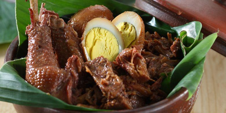 Makan Di Gejayan 5 Kuliner Legendaris Yogyakarta Halaman All Kompas Com