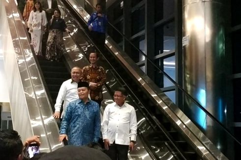 Jokowi, Megawati, AHY, hingga Presiden PKS Hadiri HUT Partai Nasdem