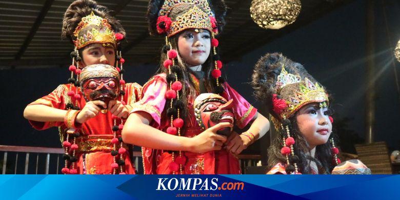 5 Jenis Tari Topeng Cirebon Yang Kian Langka Halaman All Kompas Com