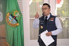 Ridwan Kamil Minta Dukungan Jokowi soal Tes Covid-19 di Jabar