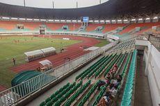 Jelang Piala Dunia U-20, Kawasan Stadion Pakansari Bakal Lebih Indah