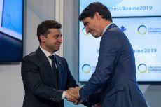 PM Kanada Janji Dukung Ukraina Hadapi Agresi Rusia