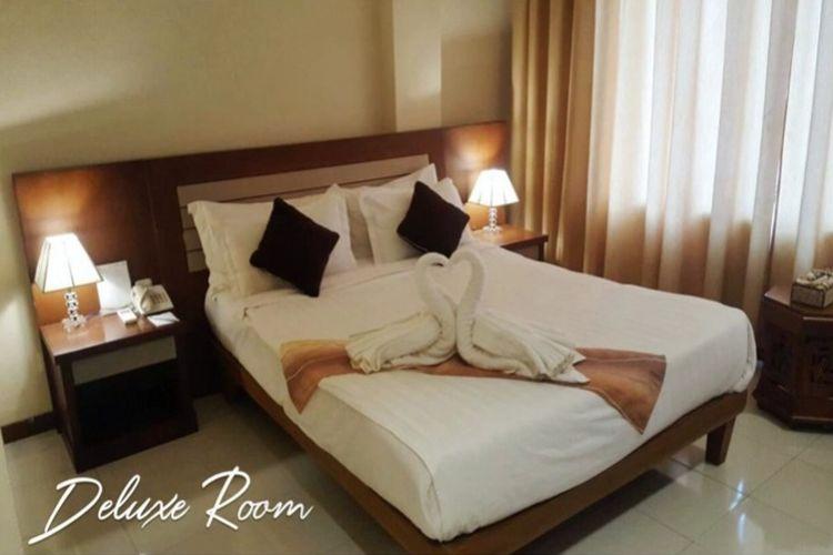 Salah satu kamar Hotel Grand Malioboro milik Bob Bee Builder yang siap digunakan untuk tempat Isoman gratis