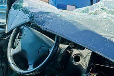 Suzuki Carry Terguling, Seorang Pria Mengaku Mobil Itu Miliknya yang Dicuri