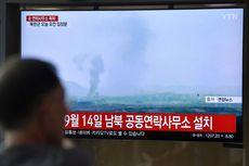 Kantor Penghubung Korut dan Korsel di Kaesong, Simbol Politik yang Kini Rata dengan Tanah