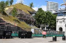 Bukit Buatan Bakal Jadi Pemandangan Menarik di Kota London