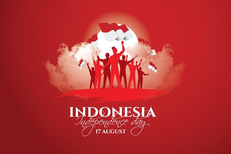 Ilustrasi Indonesia, HUT RI