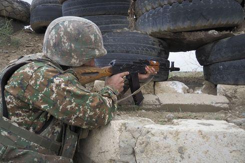 Sergapan Armenia Tewaskan 1 Tentara Azerbaijan di Dekat Nagorno-Karabakh