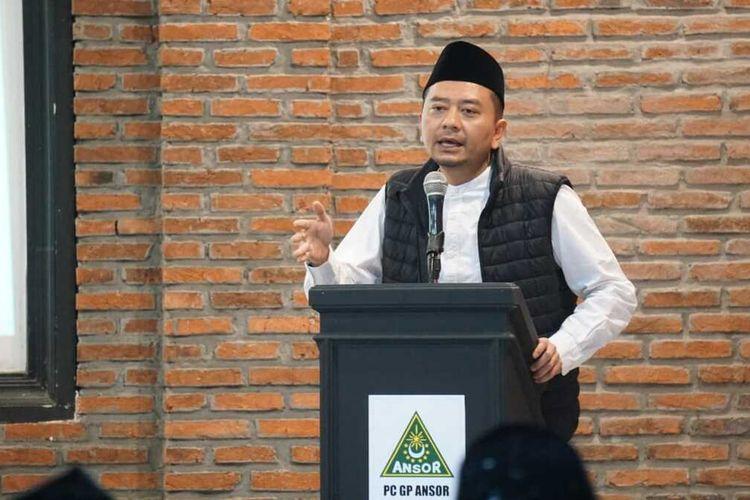 Ketua Komisi X DPR RI, Syaiful Huda.