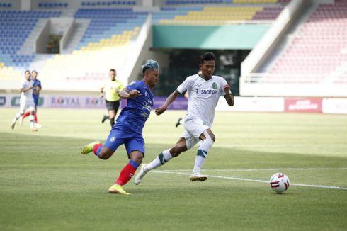 Piala Menpora 2021, Dua Pemain Arema FC Bermasalah
