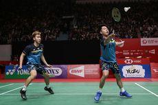Singapore Open, Marcus/Kevin Ikut Jejak Ahsan/Hendra ke Perempat Final