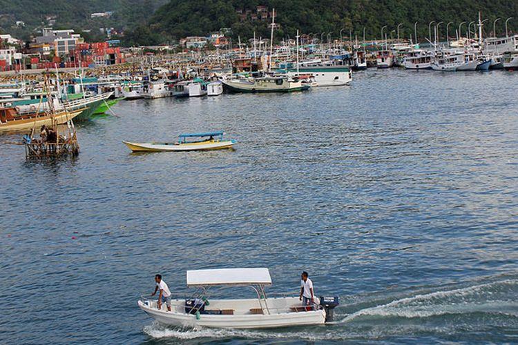 Kapal Pesiar Pacific Eden Buka Rute Bali Labuan Bajo