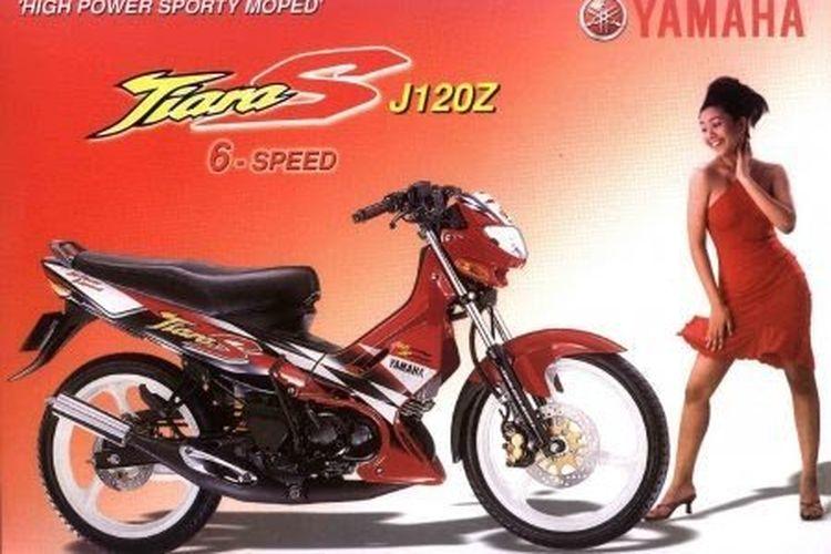 Yamaha Tiasa S 120 yang kurang laris di pasaran