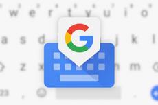 Keyboard Gboard Mulai Pakai Desain
