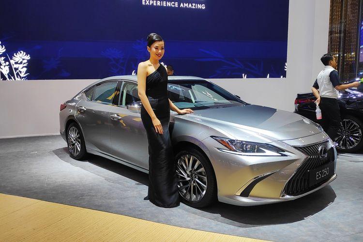 Lexus perkenalkan sedan ES 250 terbaru