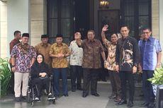 Jubir BPN: Jelang Debat, Prabowo Akan Bertemu SBY Dua Kali
