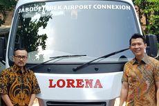 Lorena Layani Transportasi Bandara Soekarno-Hatta dan Halim Perdanakusuma