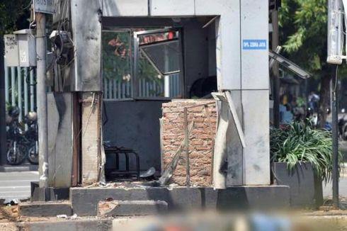 Polisi Sempat Pantau Pergerakan Pelaku Sebelum Bom Thamrin Meledak
