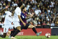 Valencia Vs Barcelona, 6 Pemain Barca Absen