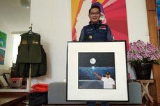 Ridwan Kamil Buat Lukisan Khusus untuk Menteri Basuki