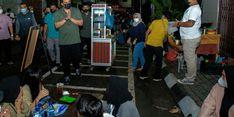 Wali Kota Medan Bobby Nasution Pantau Penerapan Prokes di Kesawan City Walk