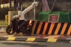3 Pemuda Curi Boneka Pocong di Depan Pos Polisi di Madiun, Ini Kronologinya