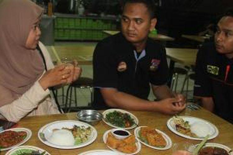 RM Wong Solo Tenggarong, Kalimantan Timur.