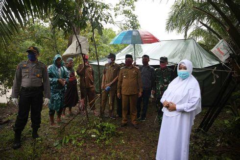 Sepekan Isolasi Diri di Hutan Sepulang dari Jakarta, 8 Pemuda Ini Akhirnya Dievakuasi