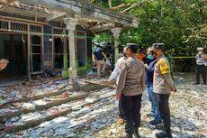 Ledakan Petasan di Kebumen, Polisi Lakukan Olah TKP, Ini Benda-benda yang Ditemukan