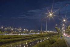 Efisiensi Anggaran, Pemprov DKI Redupkan Lampu Jalan Selama PSBB