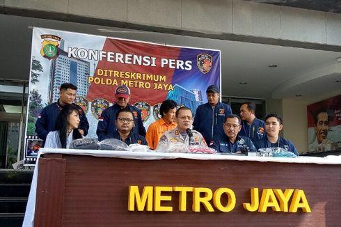 Pelaku Penyiraman Air Keras di Jakarta Barat Sudah Empat Kali Beraksi