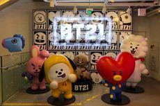 Fankit BTS sampai NCT 127 di Korea, Bisa Beli di Toko Resmi Maupun Underground Shopping Mall