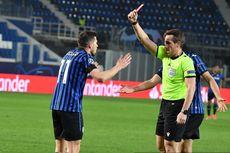 Laga Atalanta Vs Real Madrid Hancur karena Keputusan Wasit