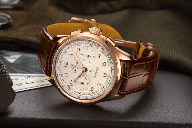 Breitling Premier Heritage Chronograph
