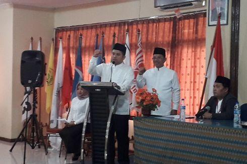 Arief-Sachrudin Ditetapkan Jadi Wali Kota dan Wakil Wali Kota Tangerang Terpilih
