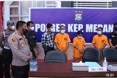 Polisi Tangkap 'Anak Hantu' di Riau, Sempat Curi Motor dan Jual Hasil Pencurian untuk Beli Sabu