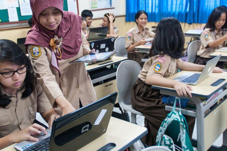 Di era digital pembelajaran berbasis digital menjadi hal yang sulit dihindari.
