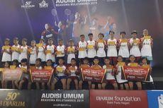 Audisi Umum Beasiswa Bulu Tangkis 2019, 28 Peserta Lolos ke Audisi Final