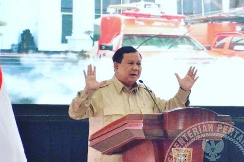Prabowo Ajak Masyarakat Kurangi Mobilitas di Tengah Pandemi Covid-19
