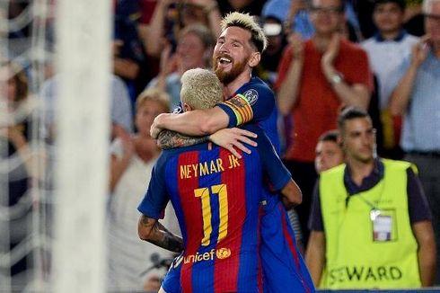 Terungkap, dalam 2 Tahun Messi Akan Pergi dan Neymar Jadi Pengganti
