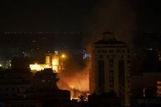 Konflik Memanas, Palestina dan Israel Saling Balas Serangan di Udara dan Laut
